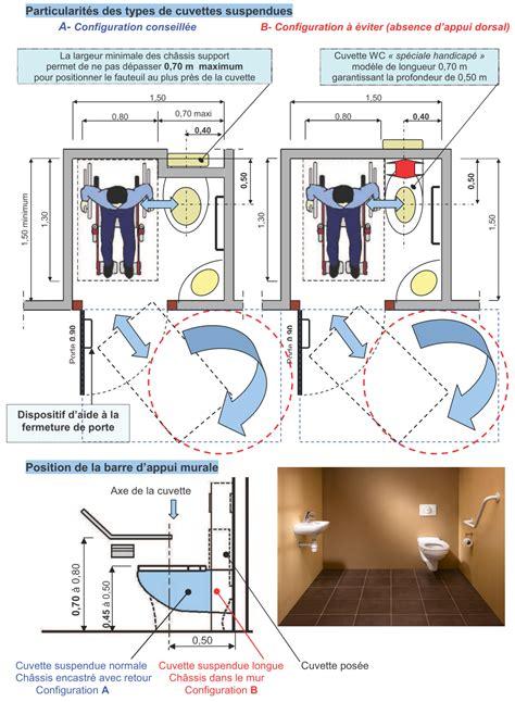 chaise de toilette pour handicapé stunning dimensions wc pmr avec vasque gallery design