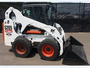 Bobcat S205 Turbo  S205 Turbo High Flow Skid  U2013 Steer