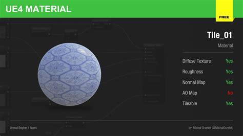 ue4 material tile 01 unreal engine 4 blog