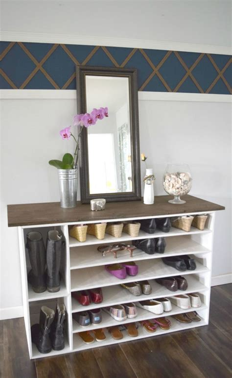 Home Design Ideas Diy by 25 Diy Shoe Rack Keep Your Shoe Collection Neat And Tidy