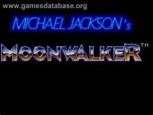 Michael Jackson Moonwalker Sega Genesis