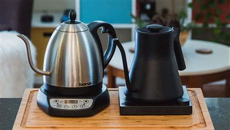 water kettles coffee electric brewing kettle summary quick