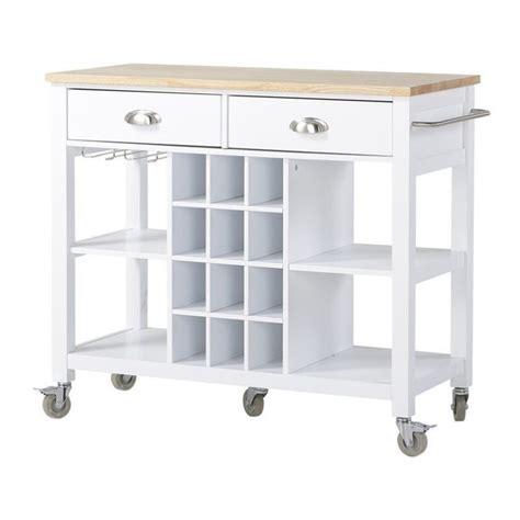 white kitchen cart island wide kitchen island cart in white zh1411891w