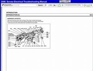 2006 Hyundai Sonata Service Repair Manual