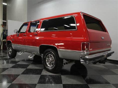 1984 Chevrolet Suburban Photos