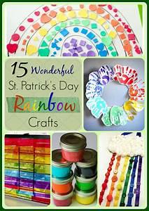 15 Wonderful Rainbow Crafts for Kids - SoCal Field Trips