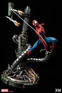 Spiderman - XM Studios - Animegami Store  Spiderman