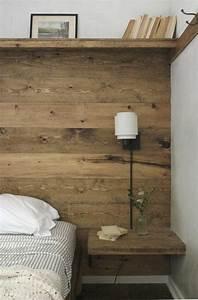 le parquet massif ideal pour votre interieur commode With parquet au mur