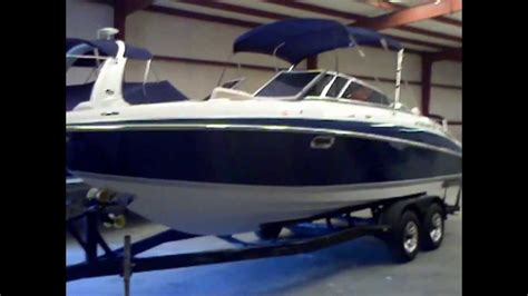 Rider 2008 Trailer by 2008 Four Winns H260 Bow Rider W Trailer Used Boat For