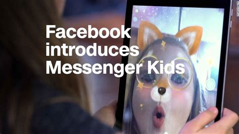 messenger app targets ages six to 12