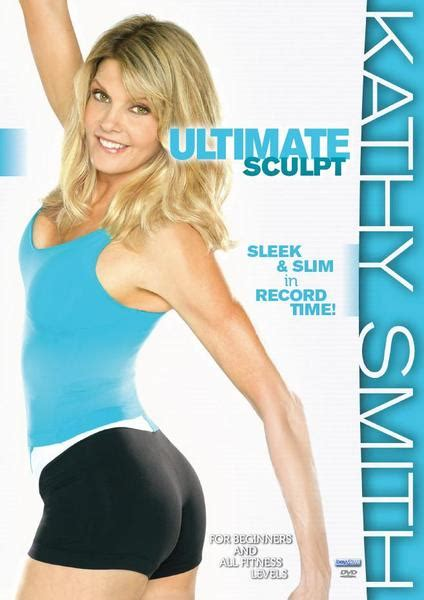 kathy smith fitness workout ultimate sculpt dvd exercise sleek slim complete record workouts burning bayview fat