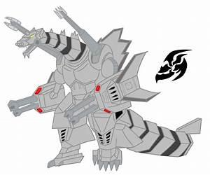 Super Mecha Godzilla 2 by ITorchedu on DeviantArt