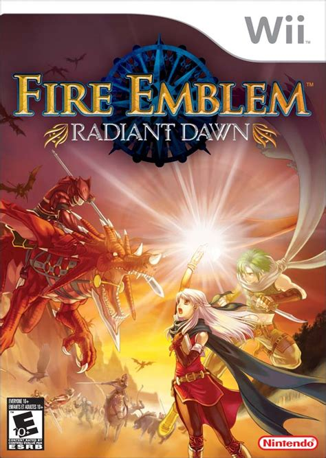 fire emblem radiant dawn nintendo wiiwii isos rom