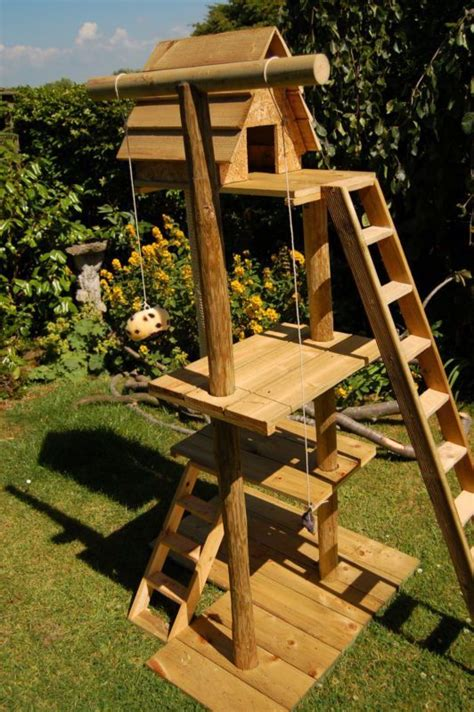 outdoor cat tree fur kids furniture cat climbing tree
