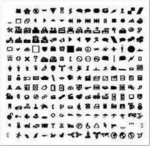 Wo Bekommt Man Mutterboden : wo bekommt man diese zeichen computer wordpad webdings ~ Lizthompson.info Haus und Dekorationen
