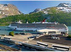 Cruises From Whittier, Alaska Whittier Cruise Ship