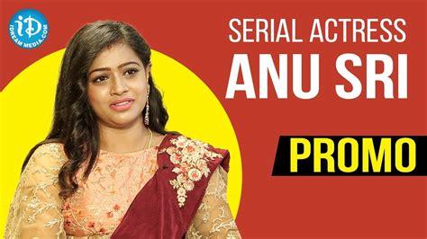 Serial Actress Anu Sri Exclusive Interview Promo | Soap ...