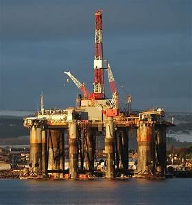Oil Rig Photos - Ocean Guardian