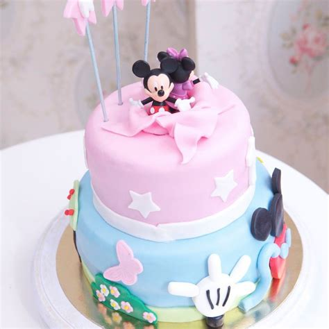 la cuisine de minnie gâteau la maison de minnie mickey debogato