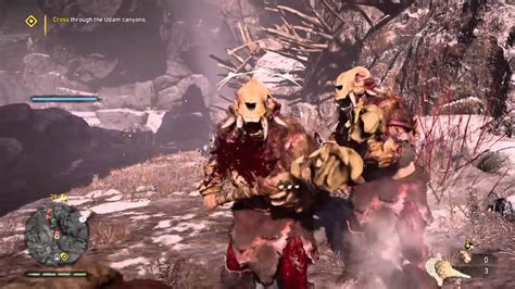Far Cry Primal Two Udam Having Sex Double Takedown Joss Picture Cam