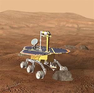 Early Mars Exploration Rover (2003)