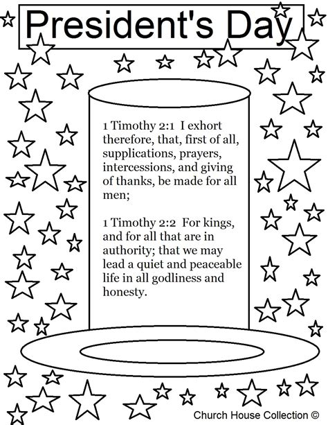 presidents day coloring pages president s day coloring page