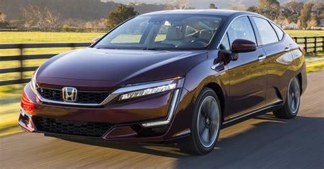Honda Car :  Honda Clarity Hydrogen Car Won't Go The Distance