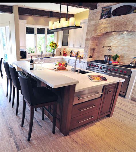 Mediterranean Kitchen  Rustic  Kitchen  Los Angeles