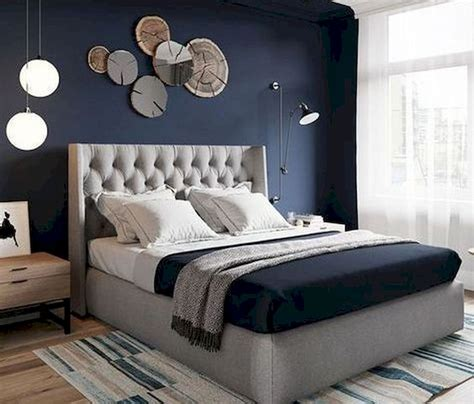 If this geometrical wall made you stop in your tracks, you're not alone. 36 Unique Wall Bedroom Decor Ideas That Beautiful - ideabosdecoration.com