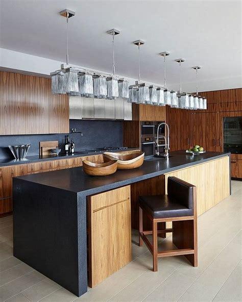 cuisine gris et bois les 25 meilleures idées concernant cuisine gris anthracite