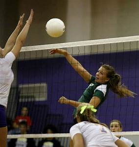 Volleyball playoffs: District 18-4A on dominating run ...