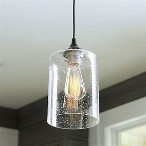 Best glass pendant light ideas on kitchen