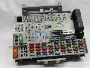 Fuse Box In Astra Mk4 by Vauxhall Opel Astra Relay Fuse Board 24412497 Mk4 G 98 04