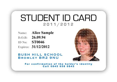 Id Card Gallery (click An Image To View Larger Size)