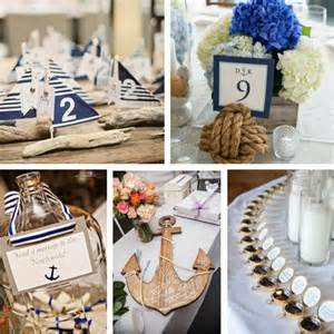 nautical wedding decorations l 39 arabesque events great nautical wedding ideas for your big day on the sea