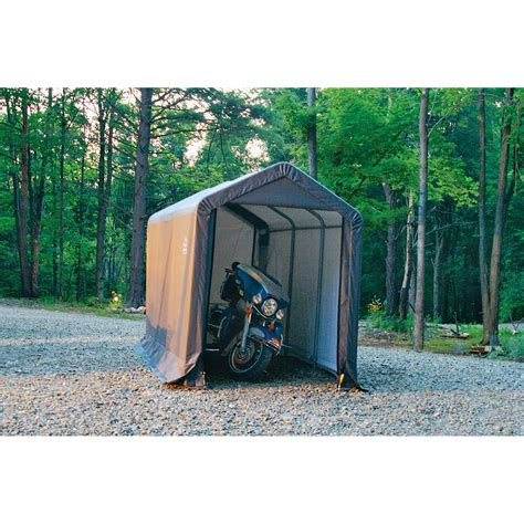 shelter logic shed shelterlogic 6x12x8 shed in a box grey