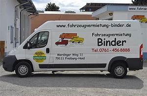 Transporter Mieten Günstig : fahrzeugvermietung binder vermietung von transporter lkw ~ Watch28wear.com Haus und Dekorationen