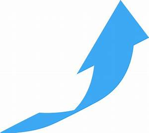 curved arrow pointing up