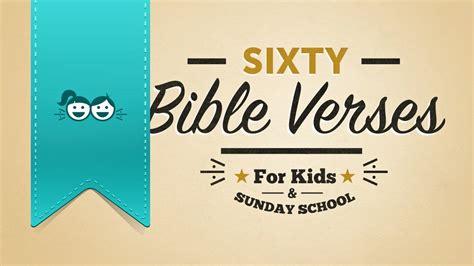 bible verses  kids  sunday school