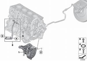 Mini R55 Lci  Clubman  Cooper D 2 0  Ece  Engine  Vacuum Pump