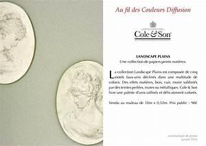Au Fil Des Couleurs Papier Peint : landscape plains cole son blog au fil des couleurs ~ Melissatoandfro.com Idées de Décoration