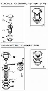 Hydro Air Controls Parts