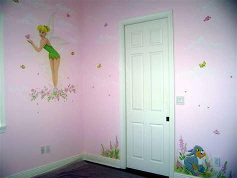 Nursery Mural Gallery ,flower Fairy Mural In South Florida