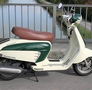 Motorroller Vespa 50ccm : vespa konkurrent die r ckkehr des kult rollers lambretta ~ Jslefanu.com Haus und Dekorationen