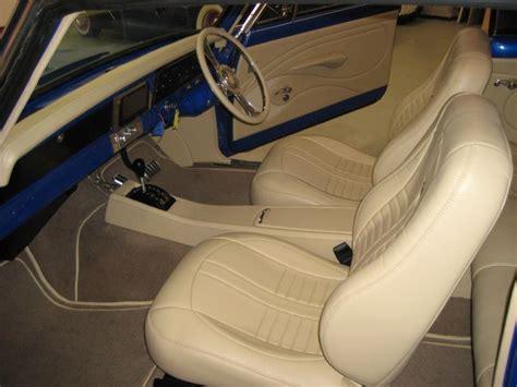 Custom Auto Upholstery Shops by Custom Auto Interior Photos