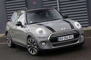 Mini Cooper 3 Portes : essai mini mini 136 twin power turbo cooper auto plus 2 juin 2016 ~ Maxctalentgroup.com Avis de Voitures