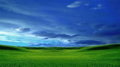 Bliss Desktop Wallpaper