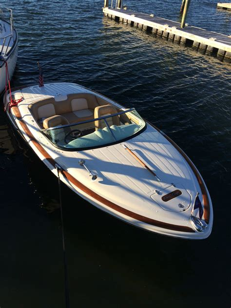 chris craft lancer woody heritage edition   sale