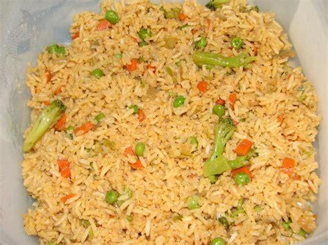 rice cuisine vegetable rice recipe xcitefun