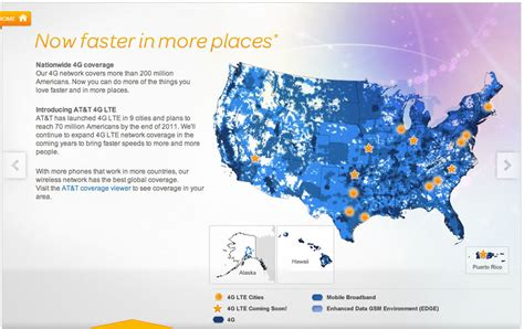 AT&T Adds 4G LTE to 15 Markets November 20th - The Mac ...